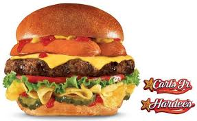 hardees carls jr have the best burgers of any fast food chain
