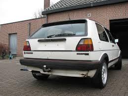 volkswagen golf 1987 ken u0027s u002787 golf gti 8v restoration