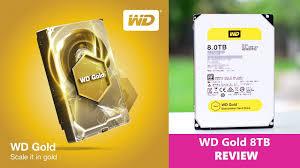 western digital hard drive black friday western digital gold 8tb hdd review youtube
