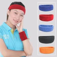 sports hair bands sports elastic headband basketball anti slip sweatband