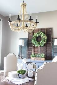 Rustic Dining Room Decorating Ideas by 280 Best Dining Rooms Images On Pinterest Farmhouse Style