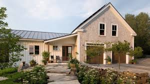 our tastes are more modern we dont want a new england farmhouse
