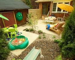 utilizing small backyard landscaping house design with outdoor