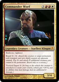 Worf Memes - commander worf by shinobigarth on deviantart