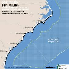 Map Of The Carolinas Usa by Offshore Drilling Southern Environmental Law Center