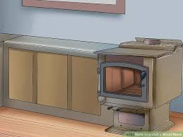 intro to wood burning 4 steps how to install a wood stove 10 steps with pictures wikihow