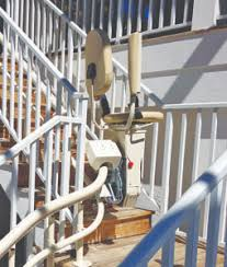 stair chair lifts and stair lift rental st louis options hme