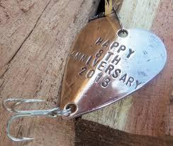 eighth anniversary gift eighth anniversary 8th wedding anniversary bronze gift him