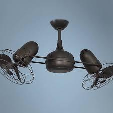 3 head ceiling fan 39 matthews dagny bronze double headed ceiling fan w8384 ls