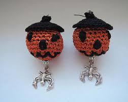 halloween jewelry etsy