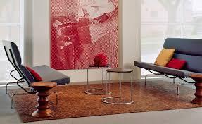 eames chair living room eames sofa compact hivemodern com