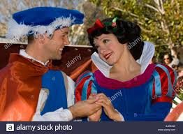 prince charming snow white and prince charming magic kingdom disney world