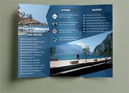island brochure template travel brochure template free vacation brochure template