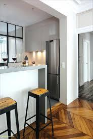 cuisine avec bar bar cuisine ouverte with cuisines ouvertes avec bar table bar