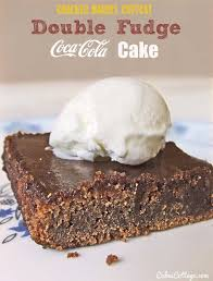 cracker barrel double fudge coca cola cake cakescottage