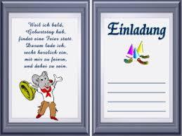 lustige einladungssprüche zum kindergeburtstag lustige einladungssprüche vorlagen