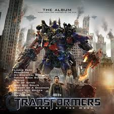 Genre Of The Blind Side Transformers Dark Of The Moon U2013 The Album Wikipedia