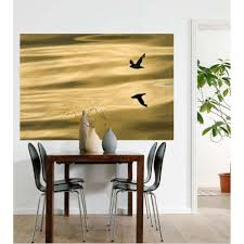 national geographic 72 in h x 48 in w lighthouse wall mural reflection wall mural