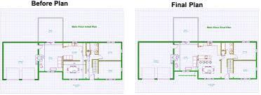 Bathroom Additions Floor Plans Open Floor Plan U2013 Remodeling By Irene Designs Bathroom Kitchen