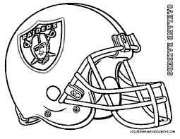 download oakland raiders coloring pages ziho coloring