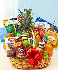 Gift Baskets Denver Fruit U0026 Cheese Gift Basket Gourmet Baskets Veldkamp U0027s Denver Co