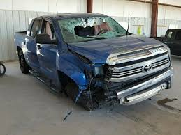 wrecked toyota trucks for sale wrecked 2016 toyota tundra dou for sale in tx haslet lot 27673526