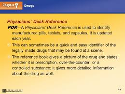 Physician S Desk Reference Drugs 2 You Will Understand How To Apply Deductive Reasoning To