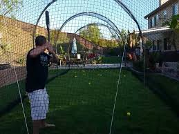 home decor awesome backyard batting cages build backyard