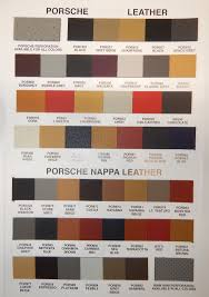 porsche red paint code porsche interior restoration leather craftsman classic 9 leather