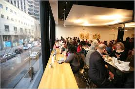 museum cafes morph into fine dining establishments the new york