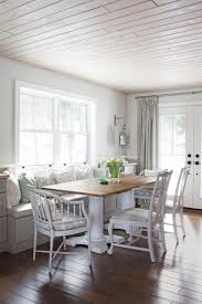 20 Stunning Kitchen Booths And Image Of Kitchen Table With Built In Bench 20 Stunning Kitchen