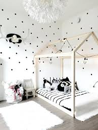 White Nursery Decor Wall Decals Black And White Nursery Decor Nursery House Bed Polka