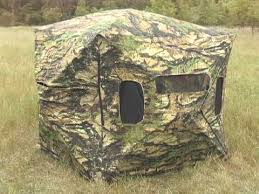 Primos Ground Max Hunting Blind Primos Double Bull Dark Horse Blind Youtube