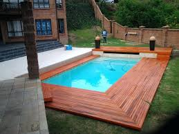 above ground pool deck plans adorable designs with swimming