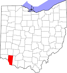 Southern Ohio Map by National Register Of Historic Places Listings In Clermont County