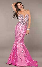 ideal pink prom dresses design dresscab