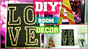 Simple And Cheap Home Decor Ideas by Diy Room Decor 2 Easy And Cheap Diy Decoration Ideas