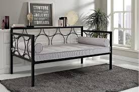 dhp furniture rebecca metal daybed