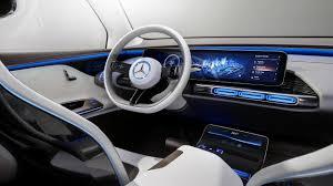mercedes interior 2016 mercedes generation eq concept interior and exterior