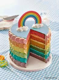 picture cakes best 25 rainbow cakes ideas on amazing birthday cakes