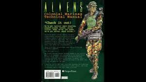 aliens colonial marines technical manual 1080p quality youtube