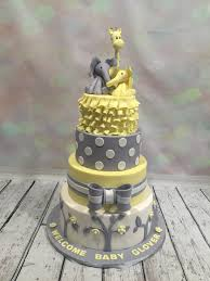 giraffe baby shower cake custom cake gallery moreish cakes