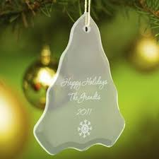 beveled glass ornament tree shaped let s print big
