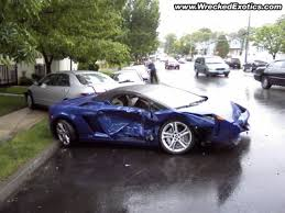 2009 lamborghini gallardo lp560 4 2009 lamborghini gallardo lp560 4 spyder crashes in the