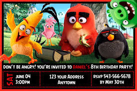 Walmart Graduation Invitation Cards Angry Birds Invitations Angry Birds Invitations Walmart Superb