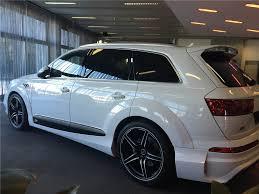 Audi Q5 Body Kit - audi q7 abt wide body kit 8 340 00 u20ac dtm tuning com tuning