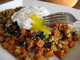 Fall Root Vegetables - recipe fall root vegetable and quinoa hash with poached peppered