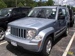 jeep liberty arctic blue 2012 winter chill pearl jeep liberty sport 4x4 66272713