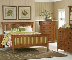 Arts And Craft Bedroom Furniture Mission Style Bedroom Sets Home Designs Ideas