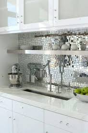 Tile Splashback Ideas Pictures July by Mirror Tile Backsplash U2013 Designlee Me